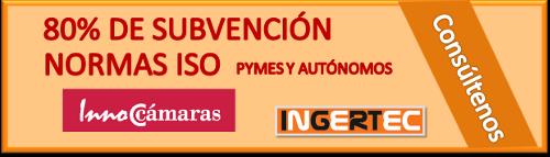 INGERTEC Empresa asesora en el Programa Innocámaras: