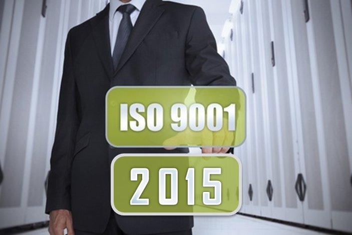 Revisión de la Norma ISO 9001 en 2015.