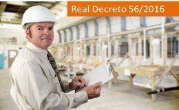 Real Decreto 56/2016 sobre auditorias energéticas pdf
