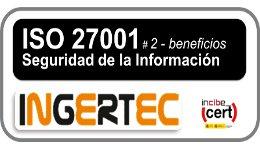 Implantar ISO 27001 conozca sus beneficios