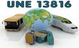 UNE 13816 Transporte de Pasajeros