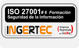 ISO 27001 formación interna