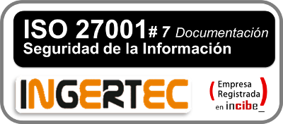 sistema documental ISO 27001