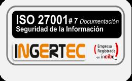 Sistema Documental ISO 27001