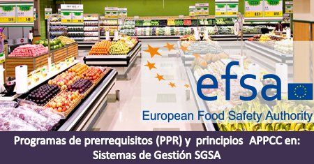 Prerrequisitos y APPCC en sistemas de gestión SGSA