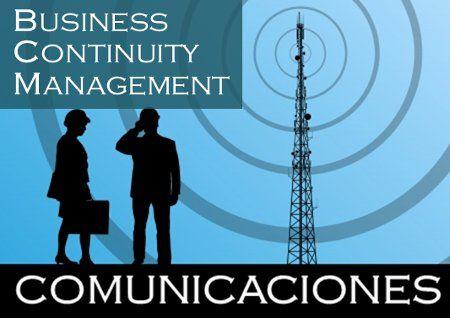 ISO 22301 Sistema de comunicaciones de emergencia