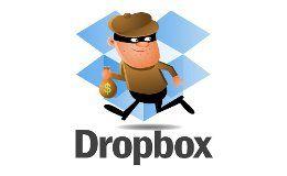 La reutilización de contraseñas una puerta para el robo de cuentas en Dropbox.