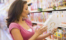Reglamentos sobre las declaraciones de propiedades saludables en alimentos