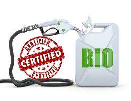 ISCC Certificado de Biocombustibles Sustentables