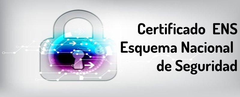 ENS Certificado Acreditado de Conformidad