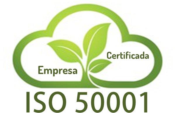 Certificado ISO 50001