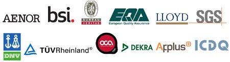 Certificadoras ISO 14001