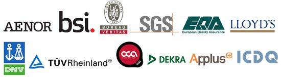 Certificadoras ISO 22301