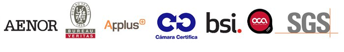 Certificadoras ISO 27001