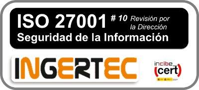 ISO 27001 Revisión por la dirección