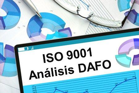 Certificado ISO 9001 Guía práctica (3) ¿Cómo realizar un análisis de Riesgos y oportunidades?