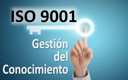 Certificado ISO 9001 Guía práctica (5) Gestión del Conocimiento