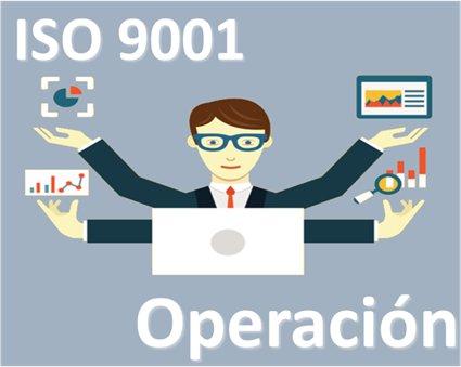 Certificado ISO 9001 Guía práctica (7) Operación (I)