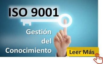Gestión del Conocimiento según ISO 9001:2015