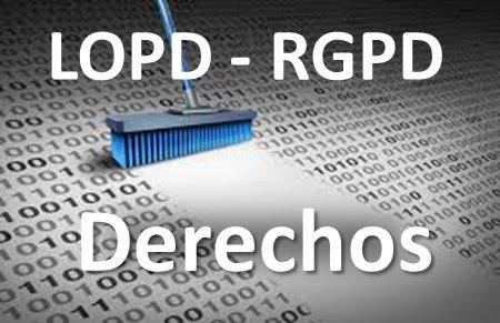 RGPD – LOPD Guía aplicación 2 LOS DERECHOS