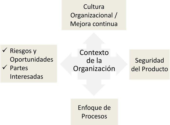 IATF 16949 Cláusula 4: Contexto de la organización