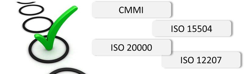 CMMI o ISO/IEC 15504