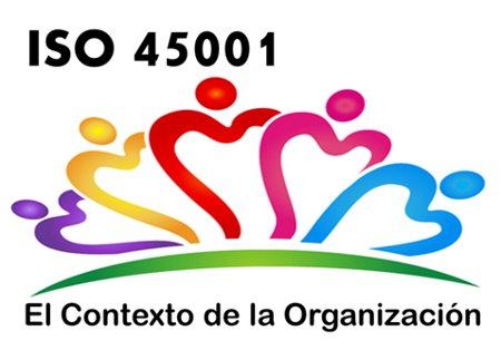 ISO 45001 El contexto de la Organización