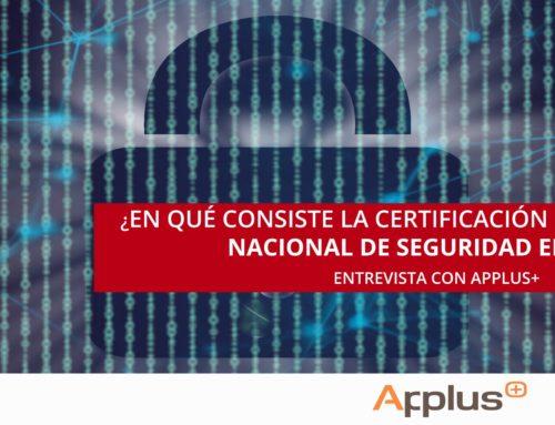 ¿En qué consiste la certificación en Esquema Nacional de Seguridad?