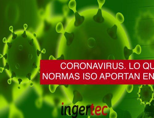 CORONAVIRUS, lo que las normas ISO aportan en la crisis