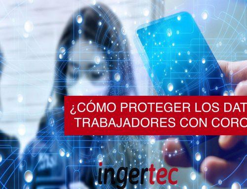 ¿Cómo proteger los datos de los trabajadores con COVID-19?