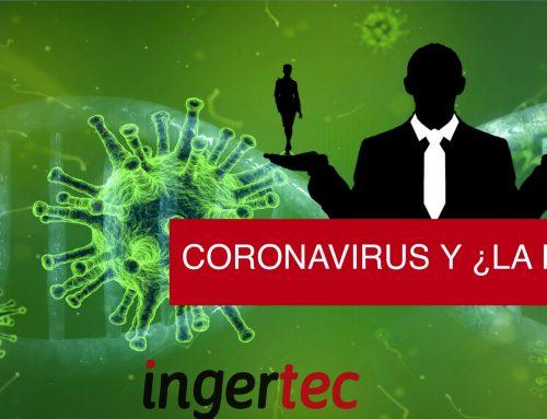 Coronavirus, y ¿la igualdad?