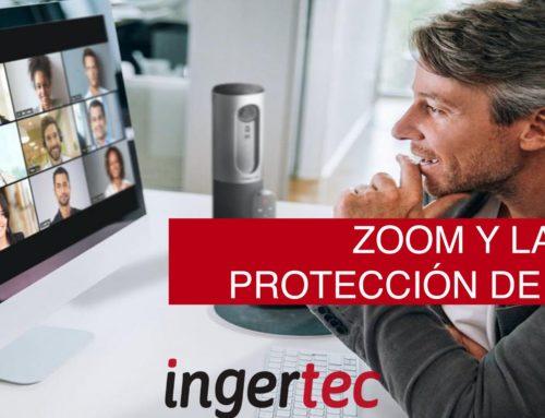 Zoom y la Protección de datos