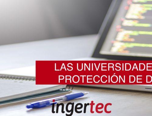 Las Universidades y la Protección de datos