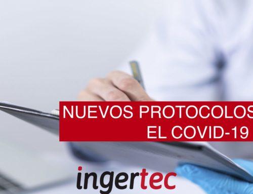 Nuevos protocolos contra el COVID-19