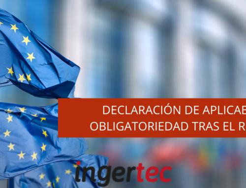 Declaración de Aplicabilidad: obligatoriedad tras el RD 43/2021
