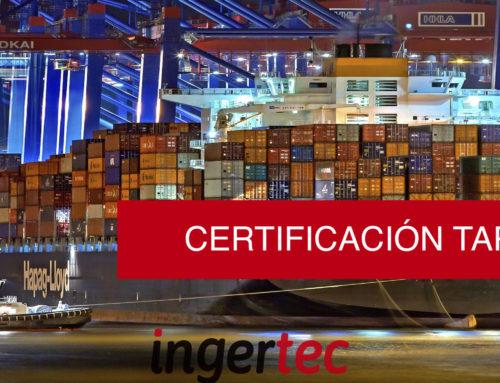 Certificación TAPA FSR