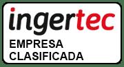 sello Ingertec empresa clasificada